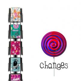 Changes hele serie incl. display, topkaart, backcards