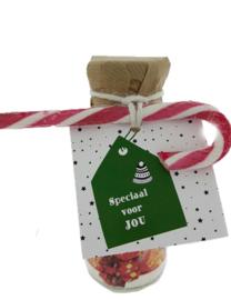 Kerst snoepflesjes 105 Speciaal voor jou v.e 3