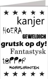 Friese kaarten Jillz/GH 11x17 - Vak 134