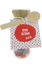 Snoepflesje 133 Big Kiss v.e 3