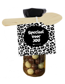 Chocoflesje 104 speciaal voor jou v.e 3 st