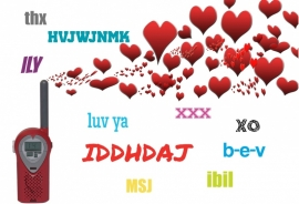 Valentijn 11x17 cm liggend- Vak 116