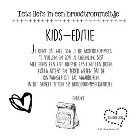 Iets liefs in een broodtrommeltje kids-editie - tot ong. 12 jaar v.e 3