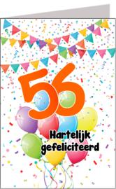 Let's get Serious leeftijd 56
