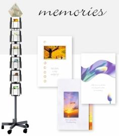 Memories Fries hele serie incl. display, topkaart, backcards