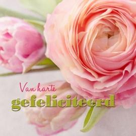 Blossoms postkaart - 122