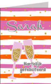 Let's get Serious leeftijd 50 jaar sarah