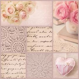 Blossoms postkaart - 138