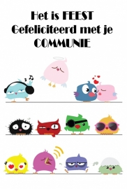 Communie - Vak 106