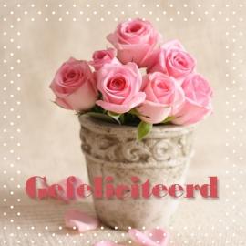 Blossoms postkaart - 117