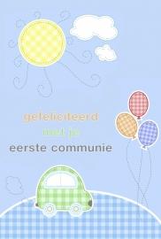 Communie - Vak 207