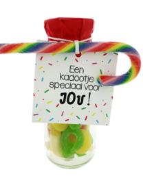 109 snoepflesje kinderen Een kadootje speciaal voor jou!