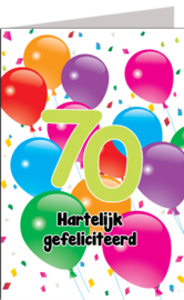 Let's get Serious leeftijd 70
