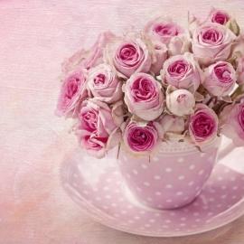 Blossoms 15x15 cm - Vak 136