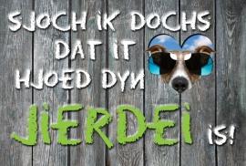 Postkaarten Friese teksten - Vak 106