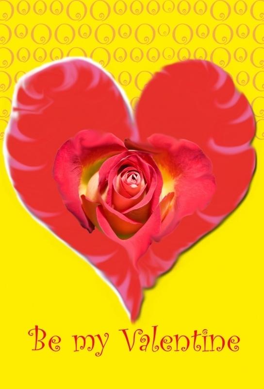 Valentijn 11x17 cm staand- Vak 136