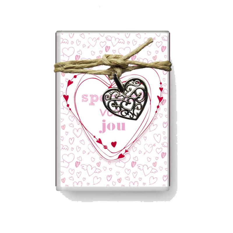 doosje With love 104 tekst speciaal voor jou v.e 3