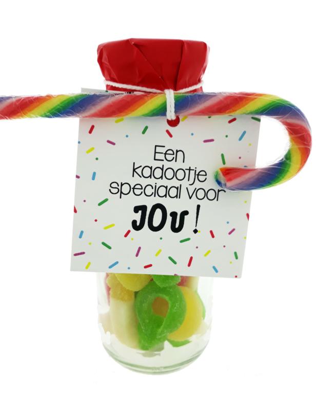snoepflesje kinderen 109 Een kadootje speciaal voor jou!