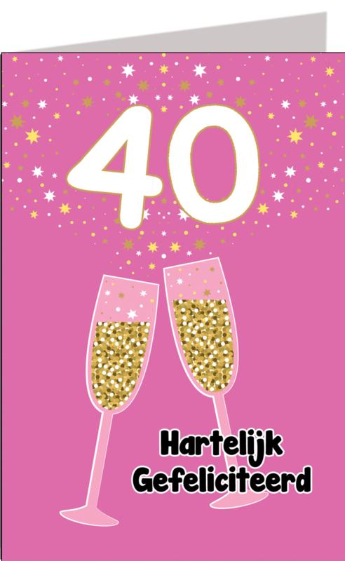 Wonderbaar Let's get Serious leeftijd 40 jaar vrouw | Let's get Serious UX-27
