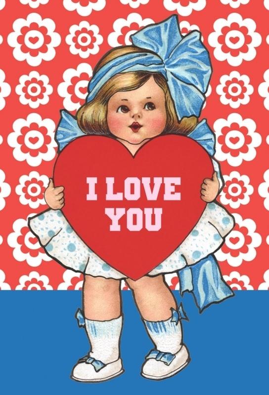 Valentijn 11x17 cm staand- Vak 105