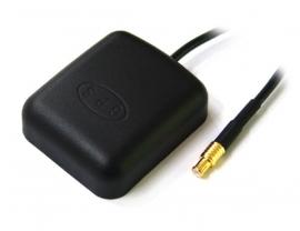 GPS antenne met magneetvoet en MCX stekker