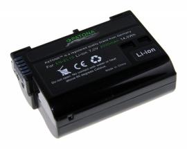 Accu voor Nikon EN-EL15 ENEL15 2000mAh Premium series