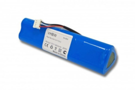 Accu voor de Fluke Power Quality Analyzer  433 / 434 / 435  - 3600mAh