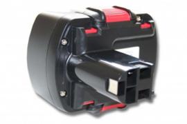 Accu voor Bosch BAT046 BAT049  3000mAh 12V