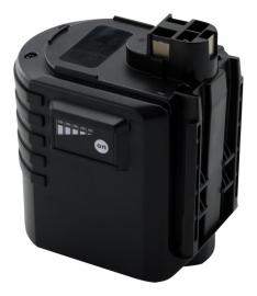 Accu voor Bosch BAT019 BAT020 BAT021  3000mAh / 24V