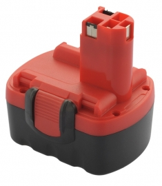 Accu voor Bosch BAT038 BAT040 BAT041  2000mAh 14,4V