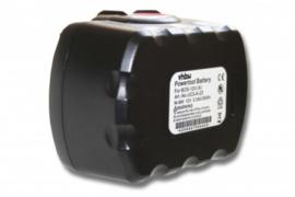 Accu voor Bosch BAT043 BAT045  3000mAh 12V