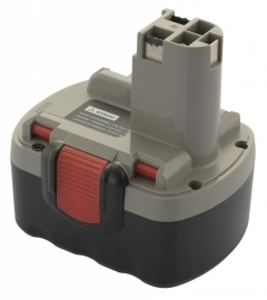 Accu voor Bosch BAT038 BAT040 BAT041 3000mAh 14,4V