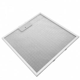 Metaal vetfilter voor afzuigkap  Ikea - 481248058144 / 482000029013