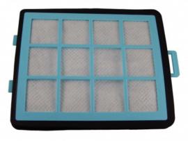Hepa filter  voor Philips stofzuiger CRP745/01 / 432200533151