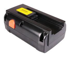 Accu batterij voor Gardena grasmaaier 380 / 380C / 380CE / 380Li - 4000mAh  25V
