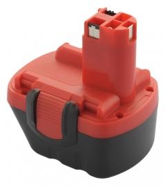 Accu voor Bosch BAT043 BAT045  2000mAh 12V