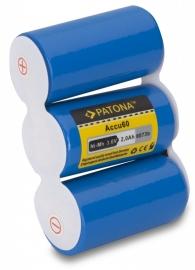 Accu batterij voor Gardena accu45 / accu 45 / accu60 / accu 60 - 2000mAh