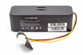 Li-ion accu voor Samsung Navibot RBT-20 / RBT20 - 3000mAh - 14.4V  VHBW