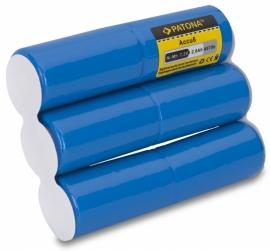 Accu batterij voor Gardena accu6  / accu 6  / 302835 - 2000mAh