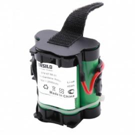 Accu batterij voor McCulloch ROB 600 / ROB 800 / ROB 1000 - 2500mAh