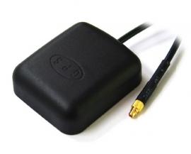 GPS antenne met magneetvoet en MMCX stekker