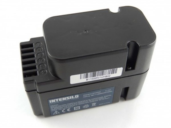 Accu voor Worx Landroid  WA3565 / WA3225 - 2500mAh - 28V  - Intensilo