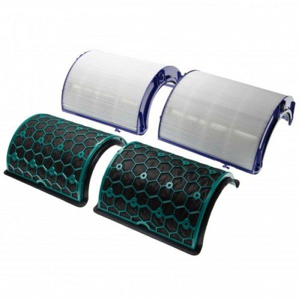 Filterset hepa + actieve koolfilter  voor Dyson Pure Cool DP04 / DP05