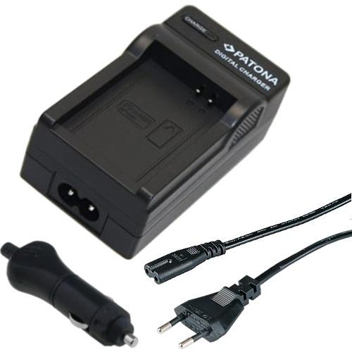Acculader snel lader voor Panasonic BLG10 / BLG10E  Patona