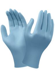 Nitril Wegwerp handschoenen - 1 stuk blauw