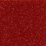 Rood - Glitter Vinyl - A4 formaat - 21*30cm
