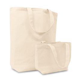 Canvas Tote Bag - Ecru - 41*14*42cm