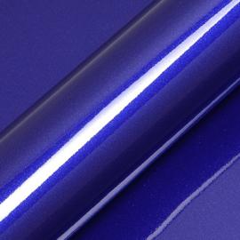 Donker Blauw Glans - Glitter Vinyl - A4 formaat - 21*30cm