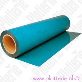 Aqua Blauw - Turbo Effen Flex