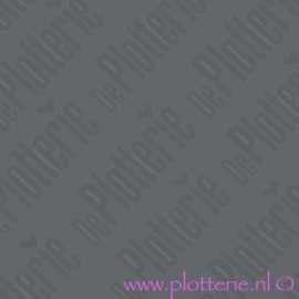 Midden Grijs / Medium Grey M307 - Ritrama® M300 Serie - Mat Vinyl
